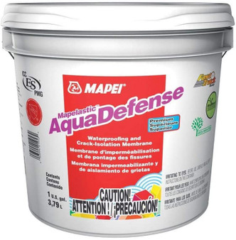 Mapelastic Aquadefense Waterproofing Membrane 1GAL