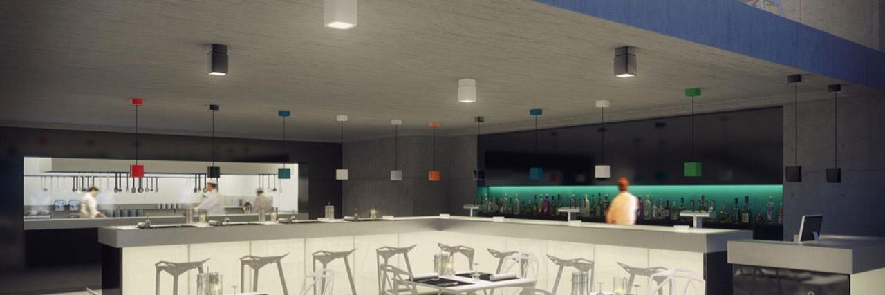 Tutti i led per interni come incassi led, plafoniere, lampade da tavolo, appliques