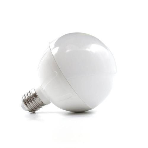 lampada led a globo E27 18W