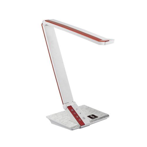 Lampada da tavolo a led 10W regolabile - rossa