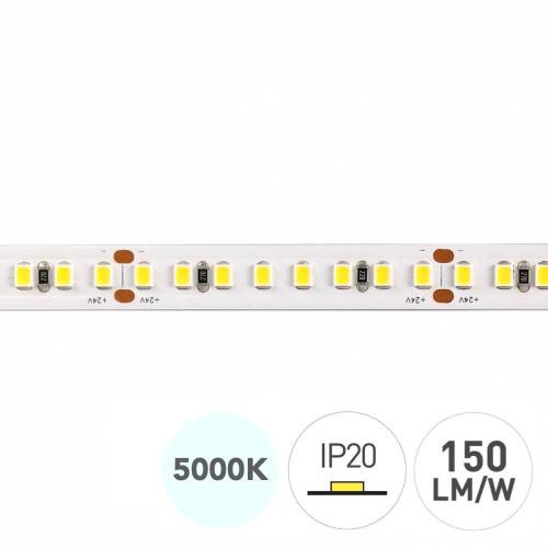 Striscia led 130W Alta luminosità 24V