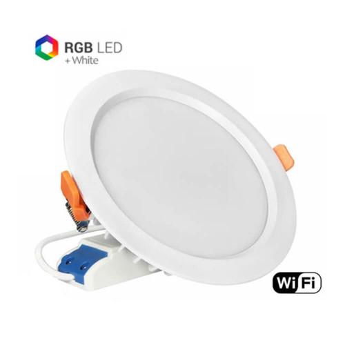 Faretto da Incasso led RGB+CCT 15W IP54