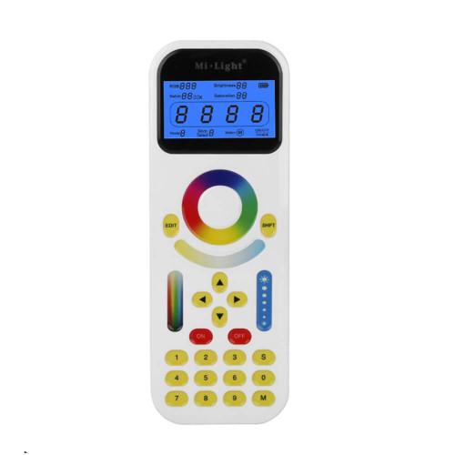 Telecomando RGB+CCT per Tracklamp motorizzato