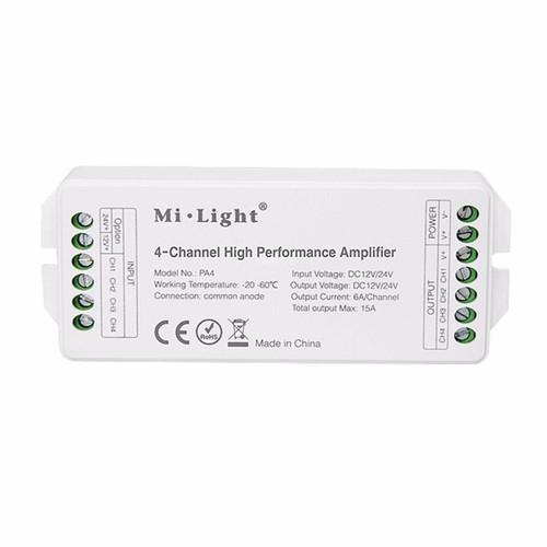 Amplificatore 4 canali 15A Alta Potenza