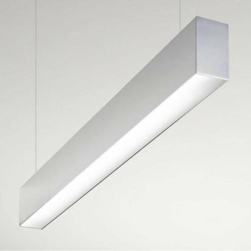 Lampada lineare a sospensione 120 cm 40W bianca