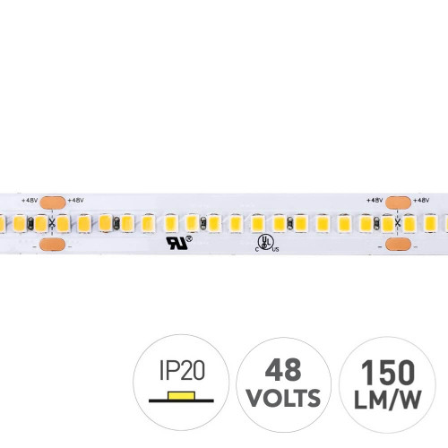 Striscia led 180W Alta Luminosità48V