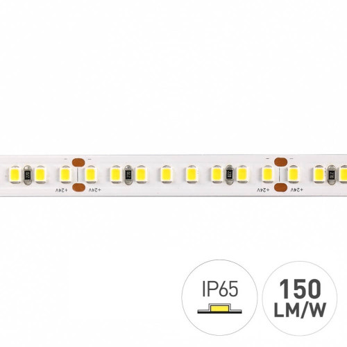 Striscia led 130W Alta Efficienza 24V IP65