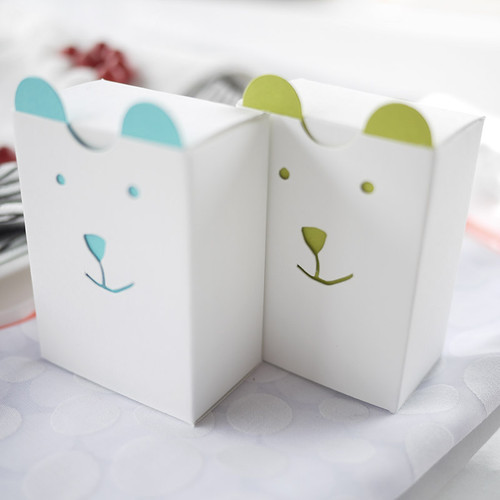 Eisbär Geschenk Boxen