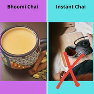 Why Instant Tea (Chai) is bad for you