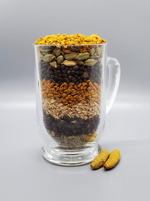 6 Spice Golden Turmeric Chai