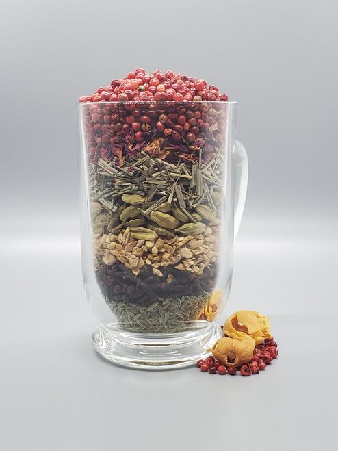 8 Spice Pink Peppercorn Chai
