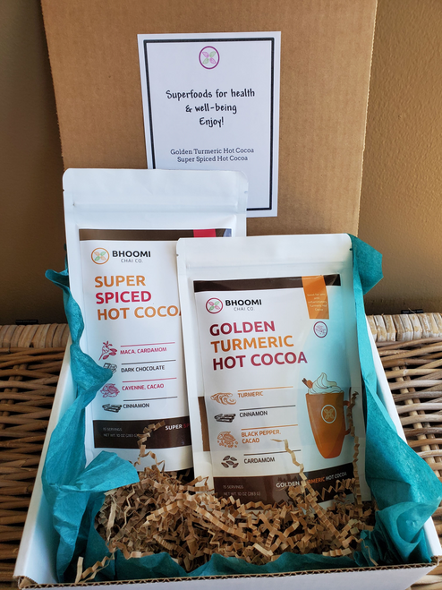 Superfood Hot Cocoa Gift Box