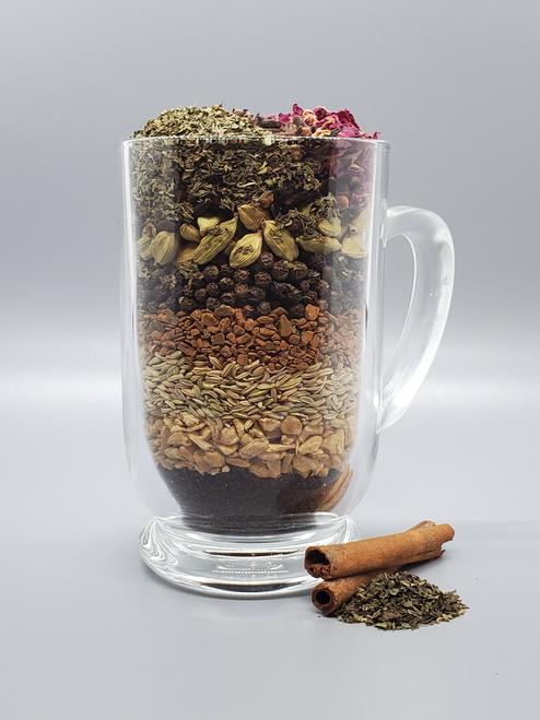 8 Spice Minty Masala Chai