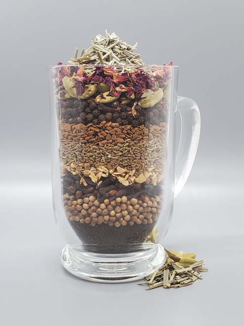 9 Spice Lemongrass Chai