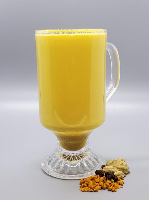 5 Spice Golden Turmeric Latte