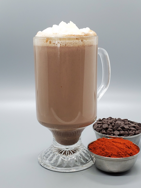Super Spiced Hot Cocoa