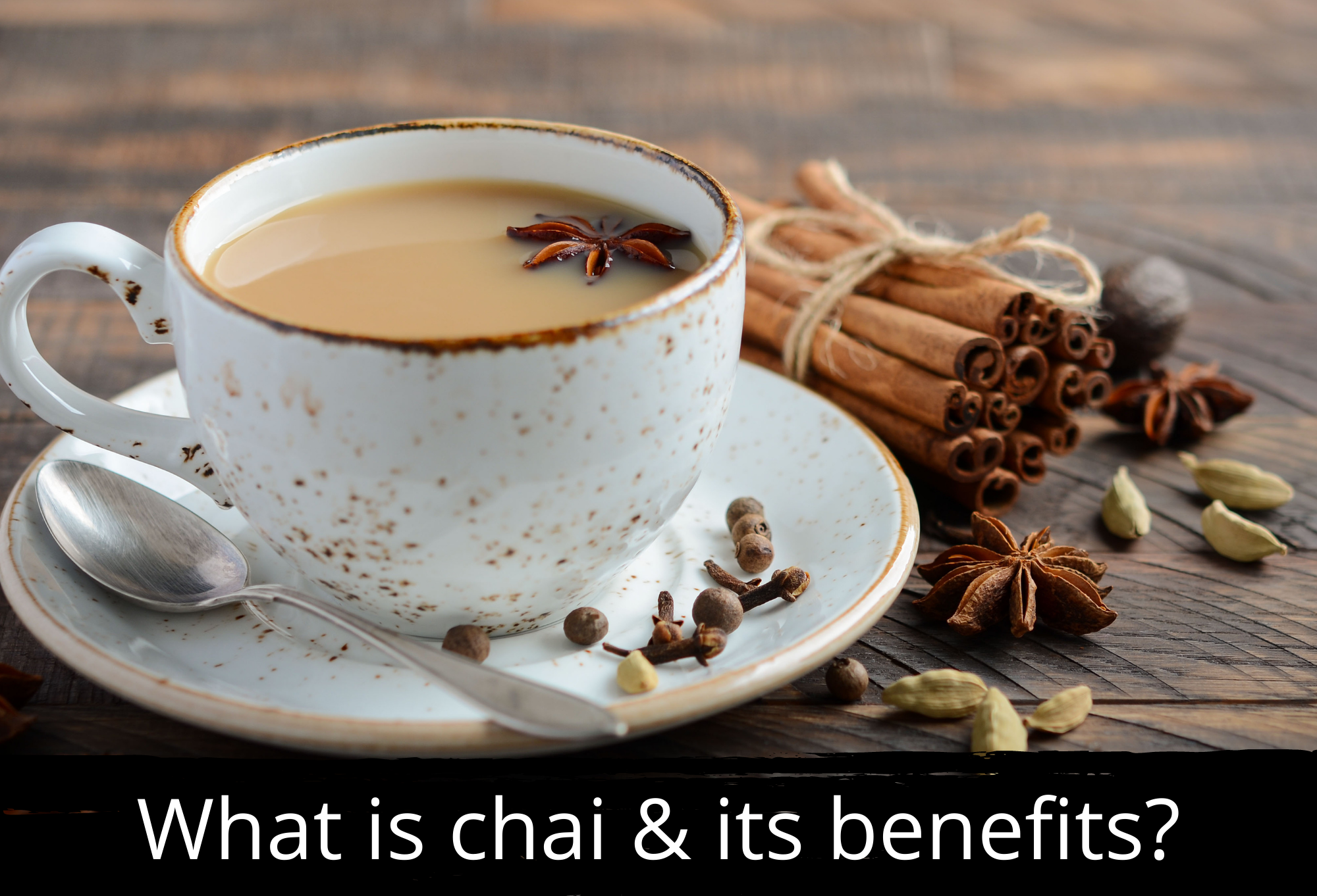 Chai tea, Chai tea recipe
