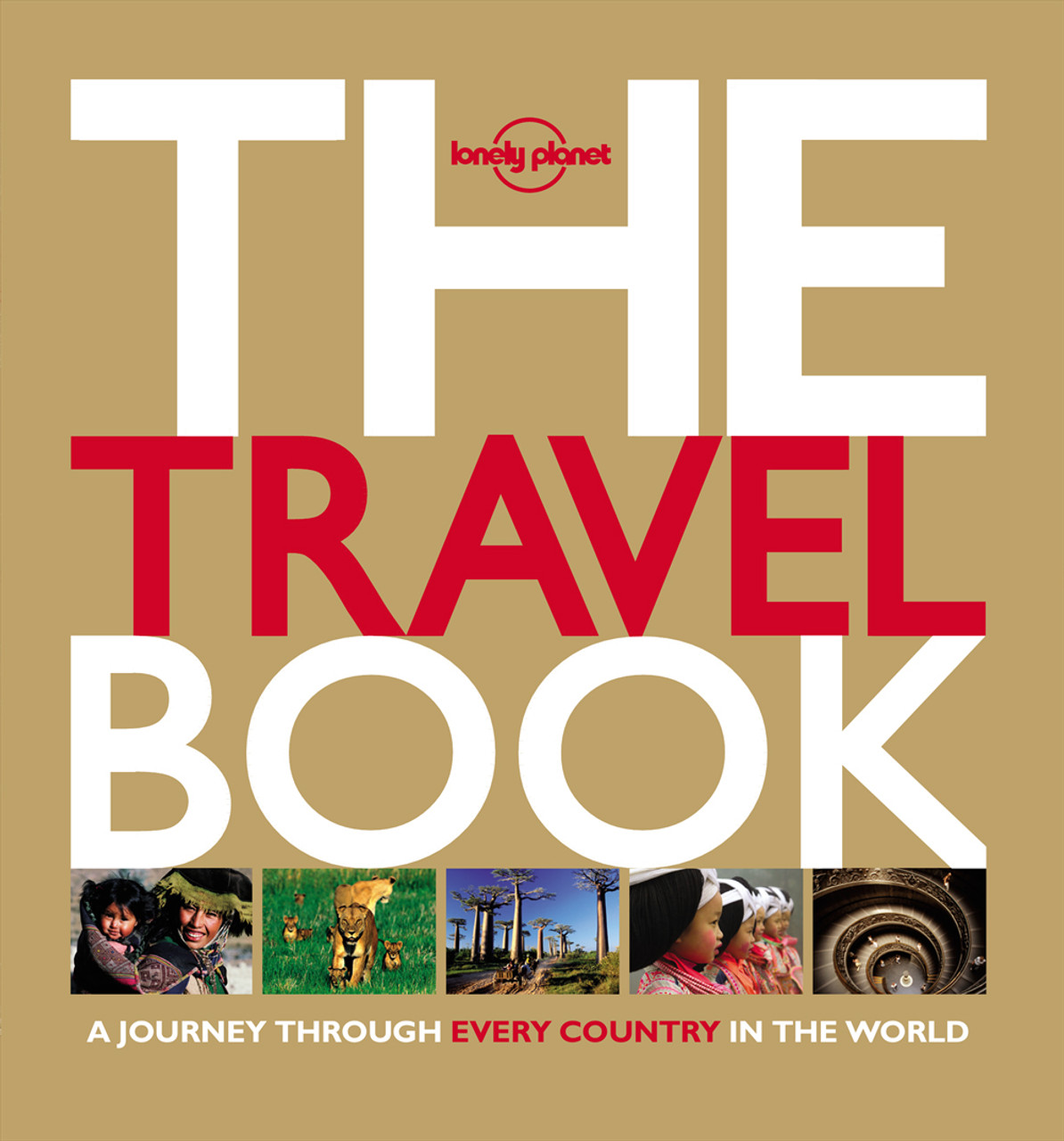 Lonely Planet The Travel Book, Mini Edition