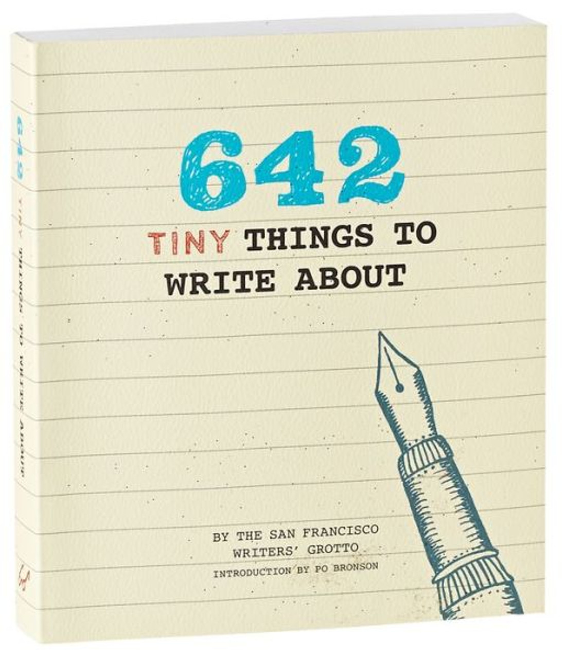 642 things to write about examples