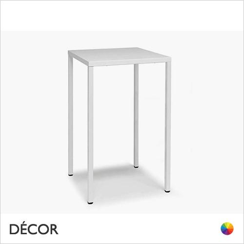 Summer Poseur Table - In Designer Neutral Tones - Décor for Business