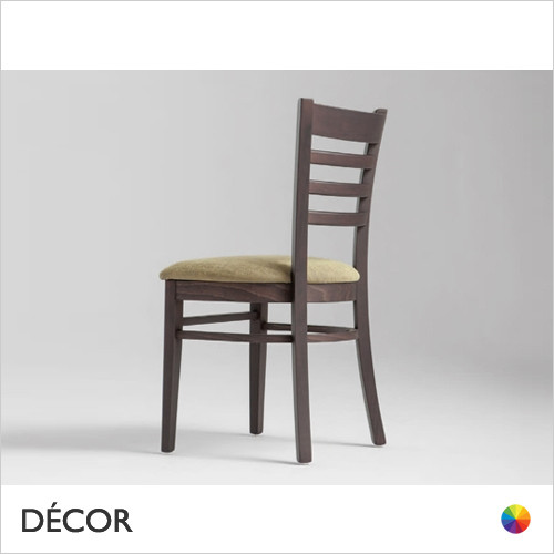 A1 America Dining Chair in Designer Fabrics & Classic Eco Leathers - Made for You - Décor for Business