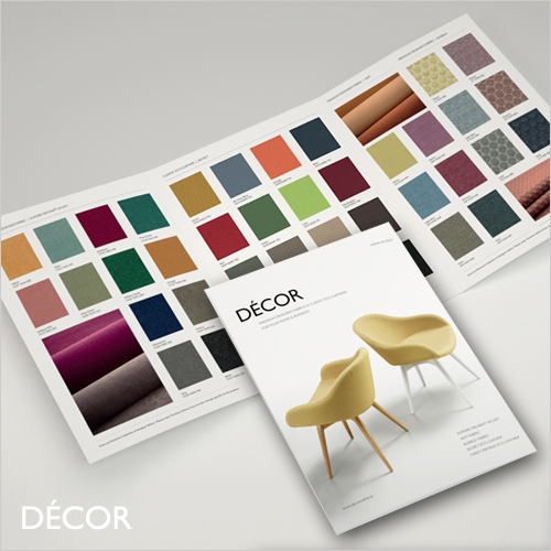Premium & Standard Designer Fabrics & Classic Eco Leathers Swatch Book - Refundable Deposit only