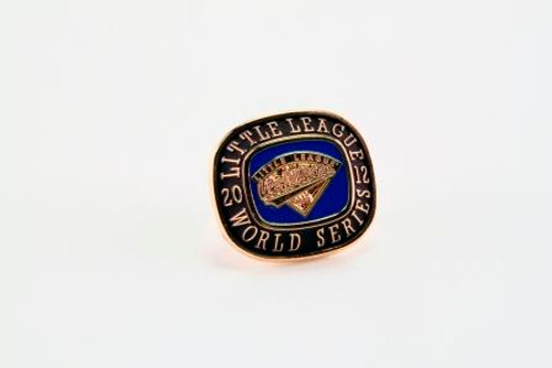 2012 World Series Commemorative Pin View Product Image