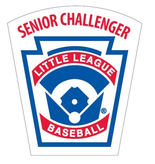 Senior Challenger Sew-on Patch View Product Image