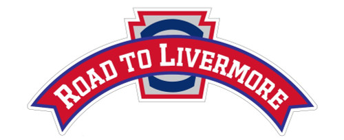 Road to Livermore Rocker Patch View Product Image