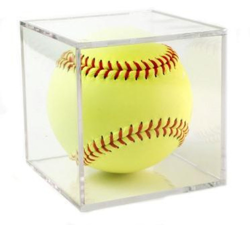 Softball BallQube View Product Image