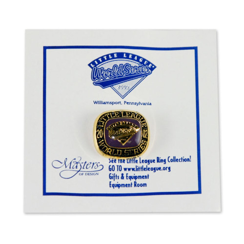 2002 World Series Commemorative Pin View Product Image