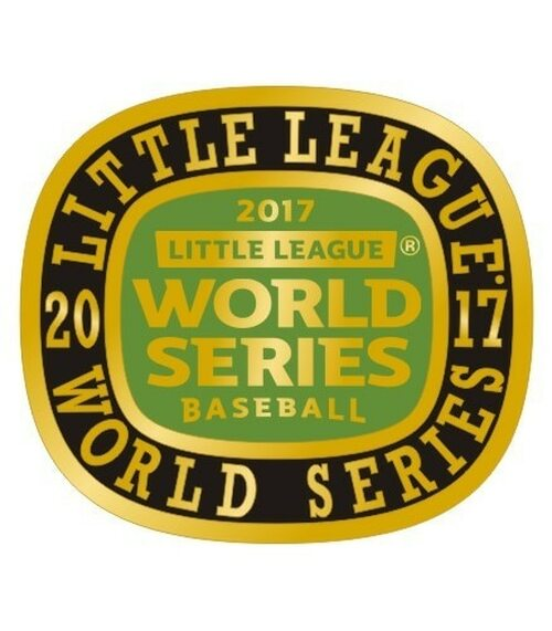 2017 World Series Commemorative Pin View Product Image
