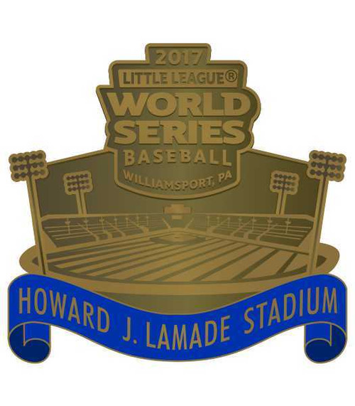 2017 World Series Die-cast Pin View Product Image