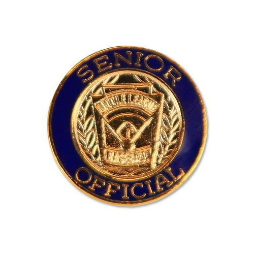 Senior Baseball Officials Pin View Product Image