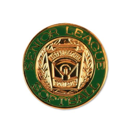 Senior Softball All-purpose Pin View Product Image
