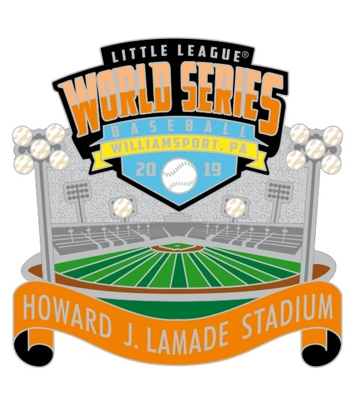 2019 World Series Lamade Stadium Pin View Product Image