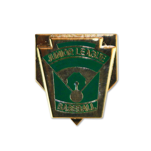 Junior Baseball All-Purpose Pin View Product Image