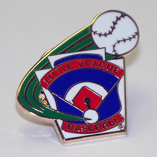LL Baseball All-purpose Pin View Product Image