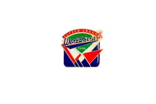 1998 World Series Pin View Product Image
