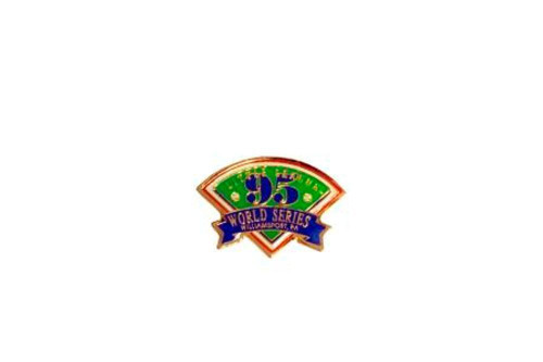 1995 World Series Pin View Product Image