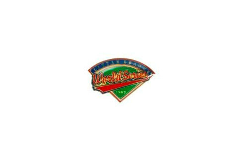 1997 World Series Pin View Product Image