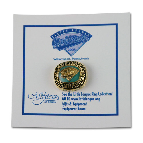 2008 WS Commemorative Pin View Product Image
