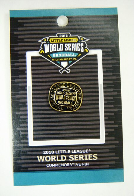 2018 World Series Commemorative Pin View Product Image