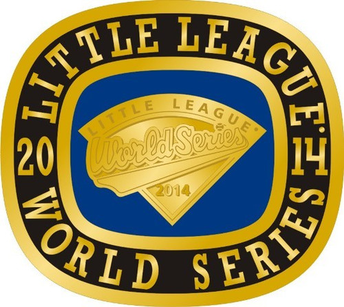 2014 World Series Commemorative Pin View Product Image