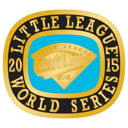 2015 World Series Commemorative Pin View Product Image