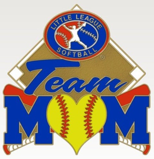 LLSB Team Mom  Pin View Product Image