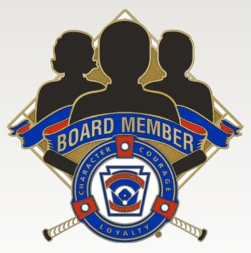 LL Board Member Pin View Product Image