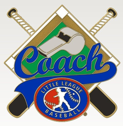 Baseball Coach Pin View Product Image