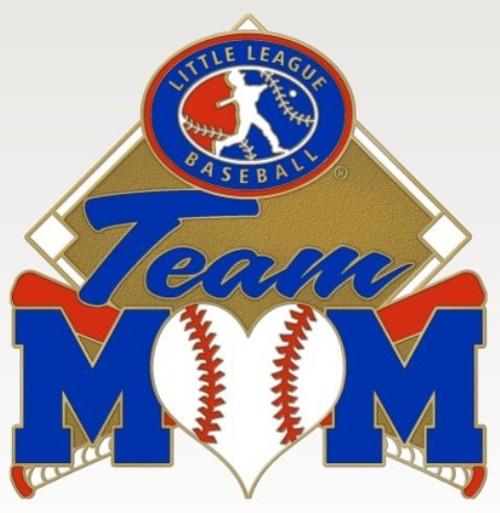 LLBB Team Mom Pin View Product Image