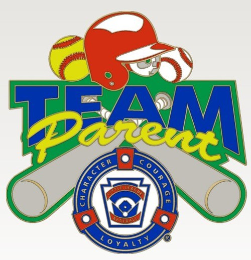Team Parent Pin View Product Image